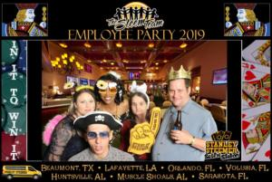 Employee Party 2019