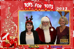 Toys for Tots Lunch 2017